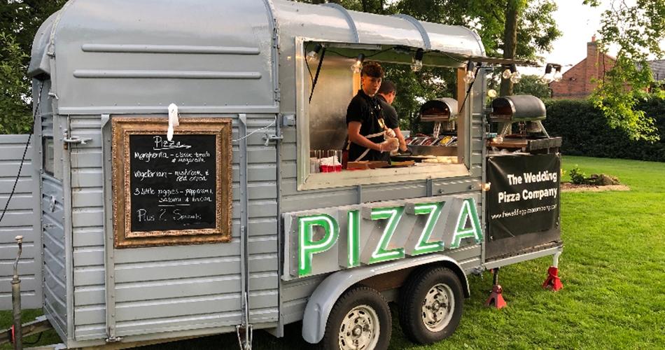 Image 2: The Wedding Pizza Company