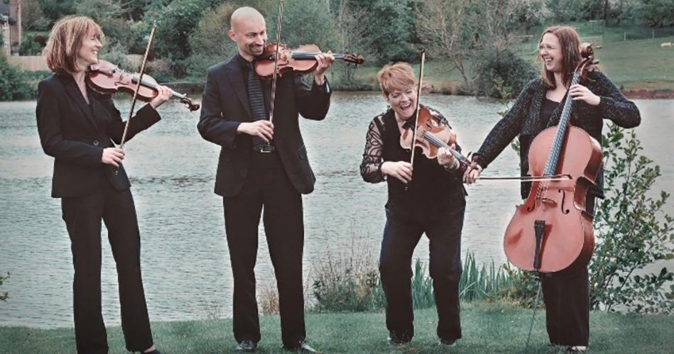 Image 2: Capriccio Quartet