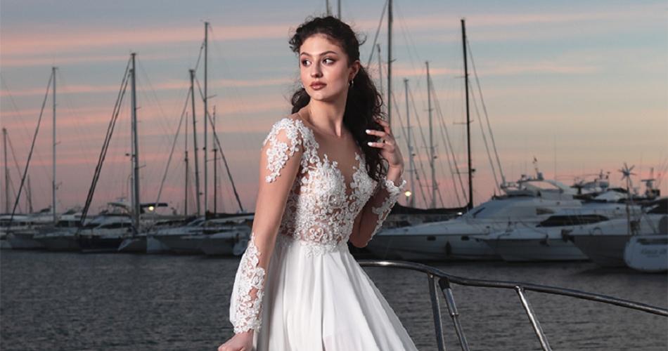 Image 1: June Peony Bridal Couture Birmingham