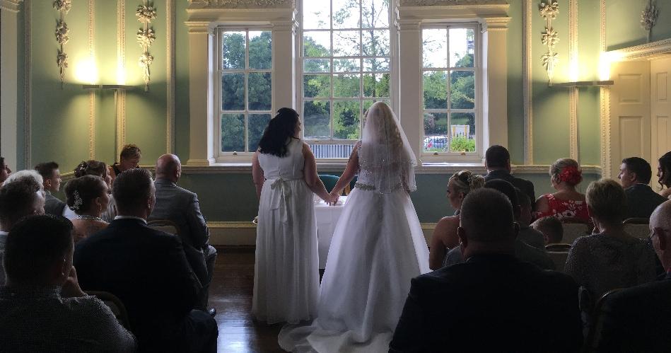 Image 2: Wolverhampton wedding