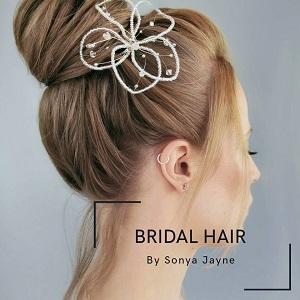 Sonya Jayne Bridal Hair