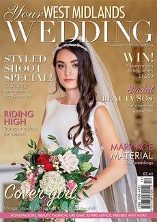 Your West Midlands Wedding magazine, Issue 65