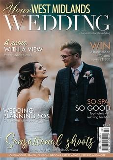 Your West Midlands Wedding magazine, Issue 66