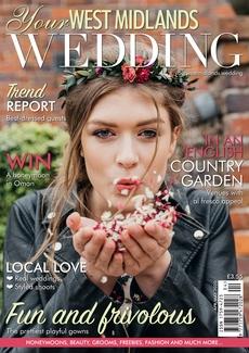 Your West Midlands Wedding magazine, Issue 67