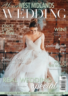 Your West Midlands Wedding magazine, Issue 69