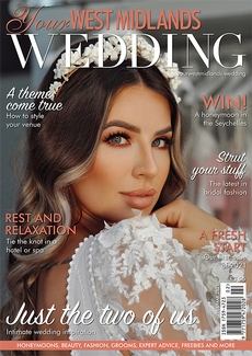 Your West Midlands Wedding magazine, Issue 72