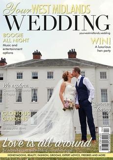 Your West Midlands Wedding magazine, Issue 73