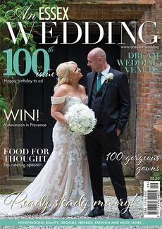 Cover of An Essex Wedding, September/October 2021 issue