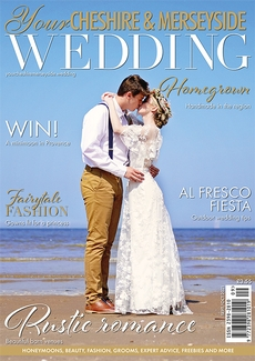 Cover of Your Cheshire & Merseyside Wedding, September/October 2021 issue