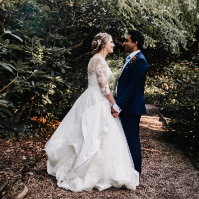 One fine day for Emma and Suraj