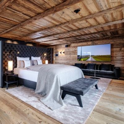 Honeymoon in privacy when choosing a winter getaway to Austria