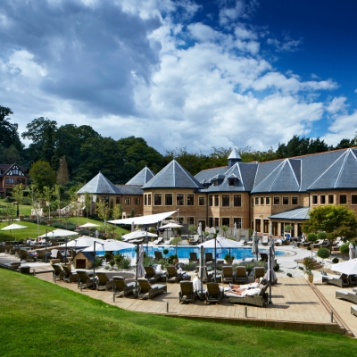 Romantic spa escapes for land-locked honeymooners