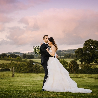 Kayleigh and Liam became husband and wife at the beautiful Bordesley Park Wedding Venue