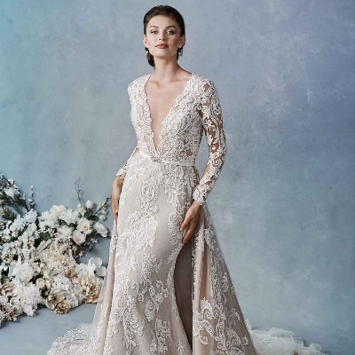 How to find the perfect winter wedding dress