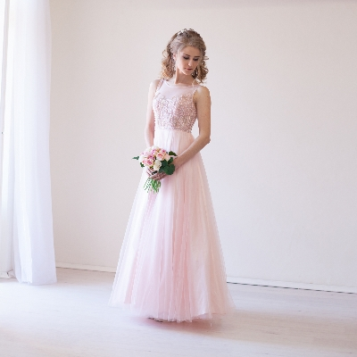 How to incorporate colour into your wedding dress