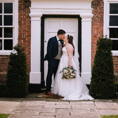Sarah and Lee fell in love at first sight and celebrated at the beautiful Blakelands Country House