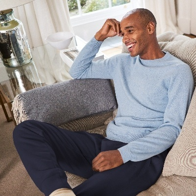 Charles Tyrwhitt launches loungewear