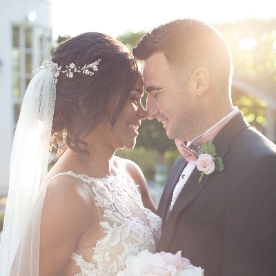 Natasha and Luke tied the knot at Warwick House surrounded by close family and friends