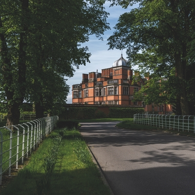 Get married at Hoar Cross Hall Hotel and Spa