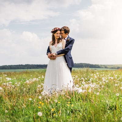Jess and Rupert tied the knot at the beautiful Coton House Farm Weddings & Events
