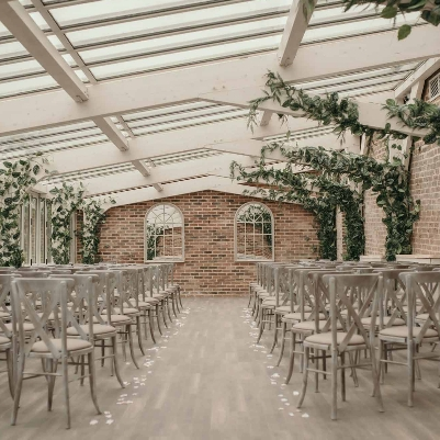 Find out more about Foxtail Barns Wedding Venue
