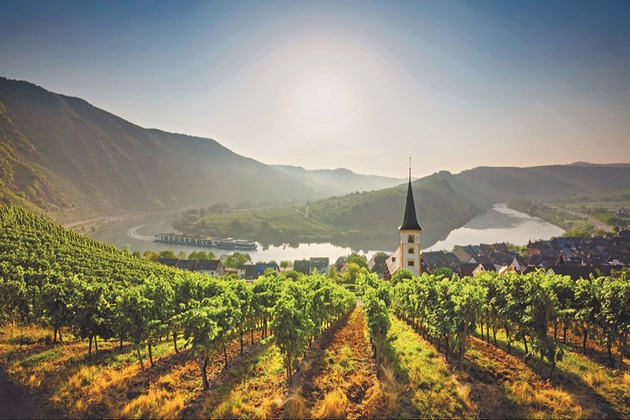Rub shoulders with royalty on the Rhine: Image 1