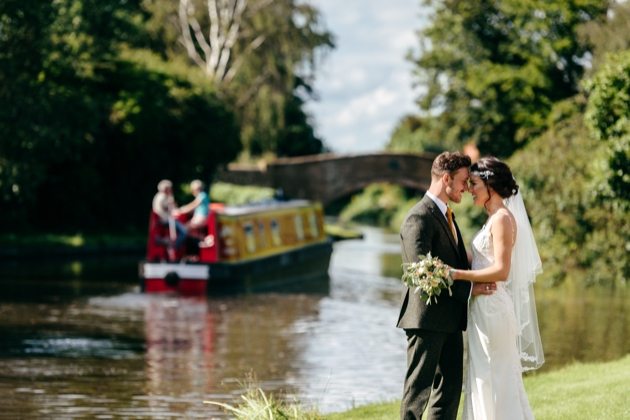 Celebrate your big day at the 16th-century Moat House