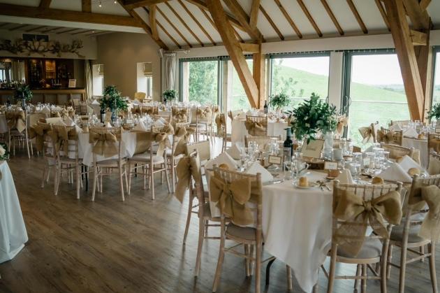Take a peek at the historic wedding venue, Deep Park Hall