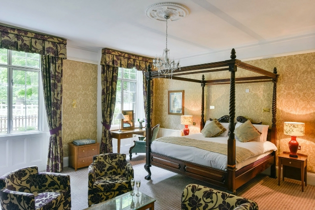 The Charlecote Pheasant Hotel has re-opened