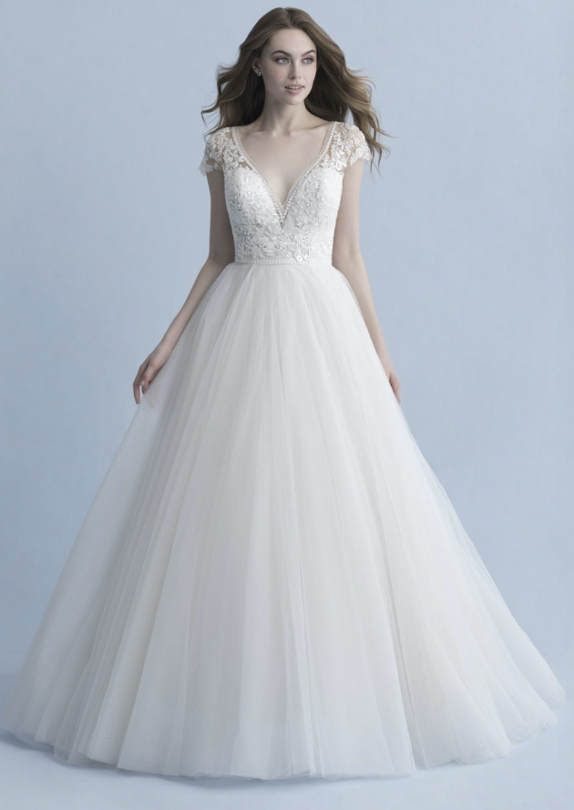 Ava May Bridal is stocking Allure Bridal's Disney Fairy Tale Weddings Collection