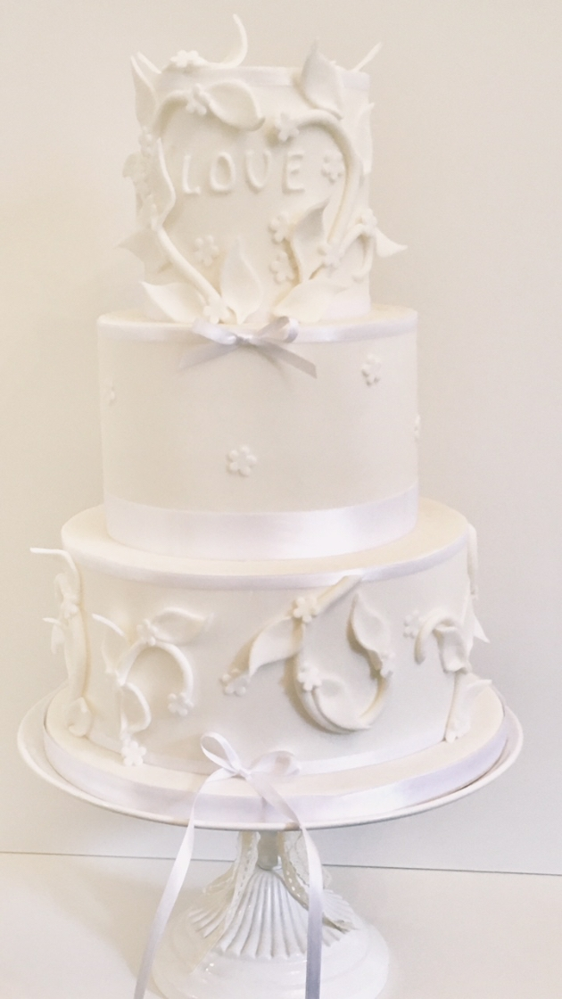 We interview cake company, Don't Go Baking My Heart Cakes