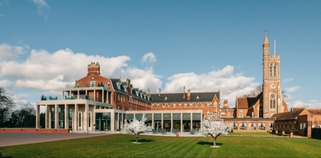 Say 'I do' at Stanbrook Abbey Hotel