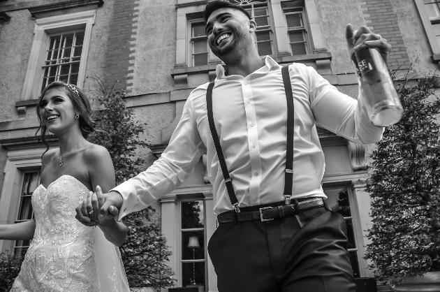 We interview wedding photographer, Robyn Francesca