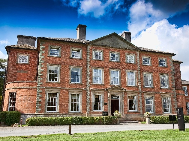 Get married at the grand Macdonald Ansty Hall
