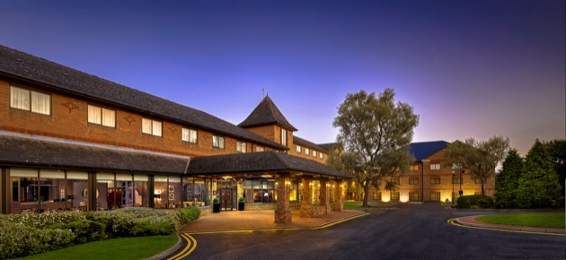 Win an overnight stay at Double Tree by Sheffield Park