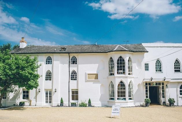 Say 'I do' at Warwick House