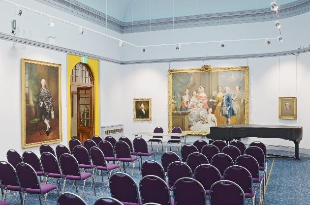 We interview the Wolverhampton Art Gallery