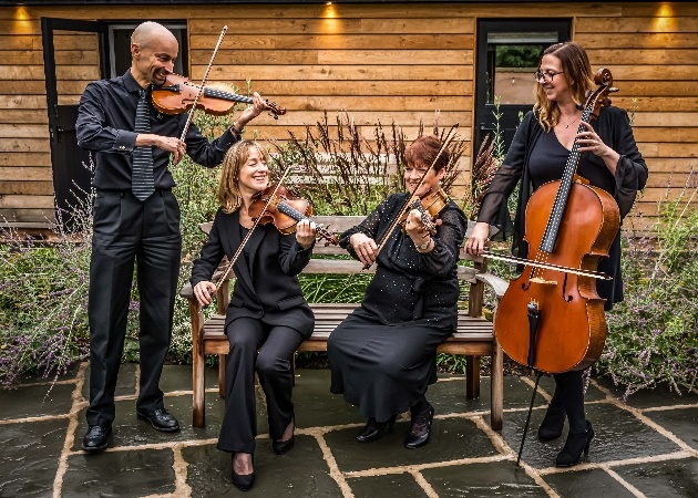 We interview Lynette Webster from Capriccio Quartet