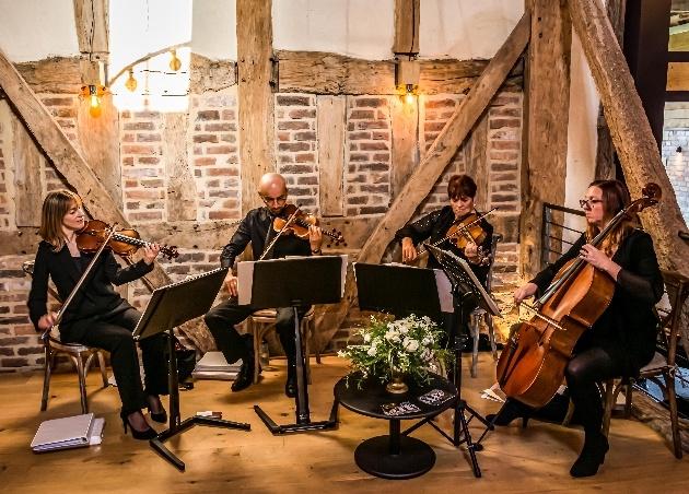 We interview Capriccio Quartet