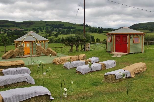 We interviewed the owner of Shropshire wedding venue, Barnutopia