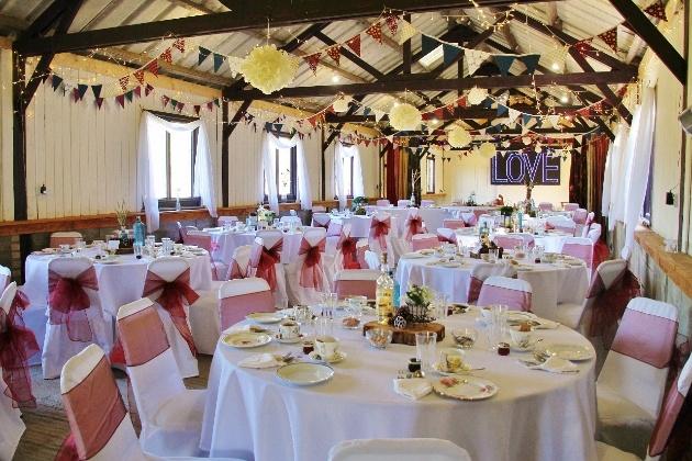 We interviewed Shropshire wedding venue, Barnutopia