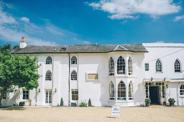 Find out about award-winning wedding venue Warwick House