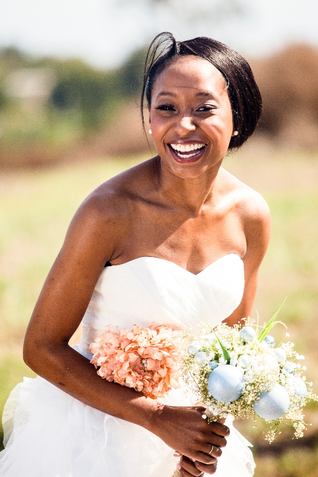 How to create a gorgeous wedding day look