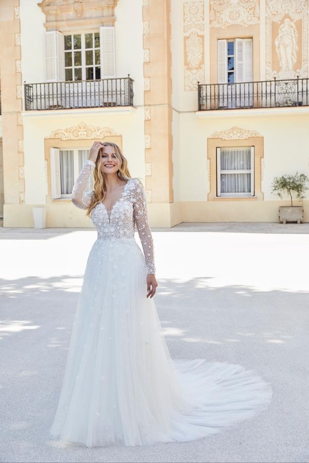 Check out some of TDR Bridal Birmingham's seasonal wedding dresses