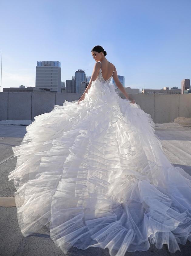 Check out TDR Bridal Birmingham's seasonal wedding dresses