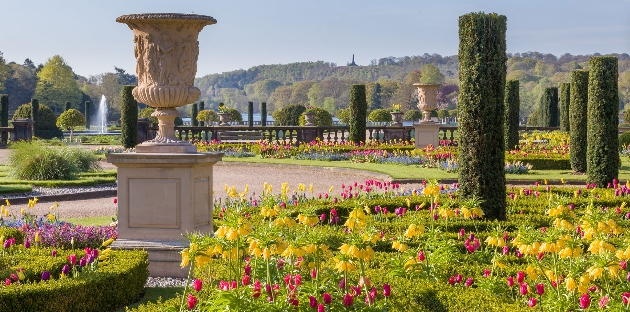The Trentham Estate has announced it will open up for garden weddings to help meet demand