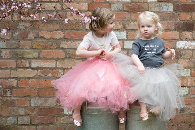 Magic + Monroe is a new luxury brand offering handmade children's clothing