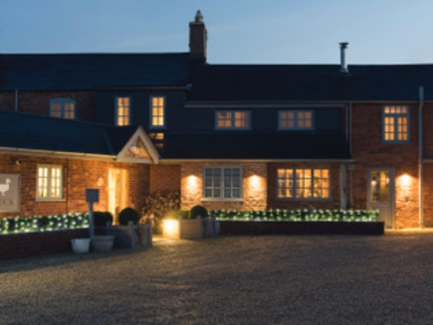 The Fuzzy Duck, a boutique hotel in Warwickshire, has re-opened