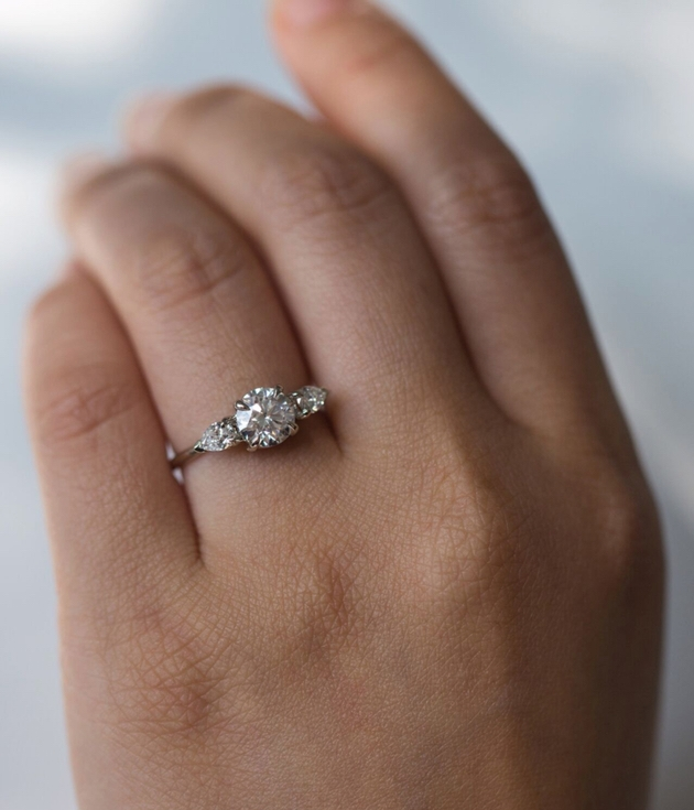 A guide to choosing a sustainable engagement ring