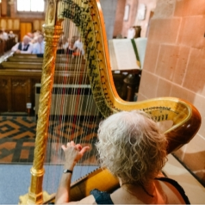 Helen Barley Harpist